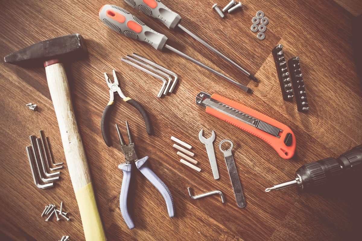 Välja rätt verktyg
